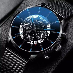 Geneva mens watch ,sport/casual, calendar quartz